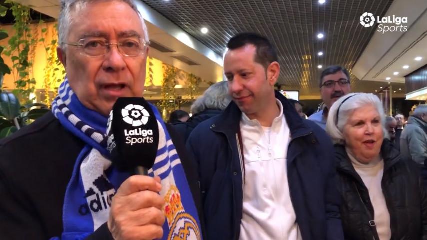 Peñistas madridistas, así es la pasión que les une al Real Madrid