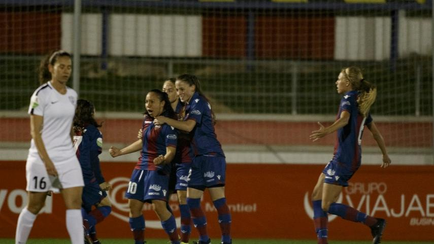El Levante UD sigue intratable en la Liga Femenina Iberdrola