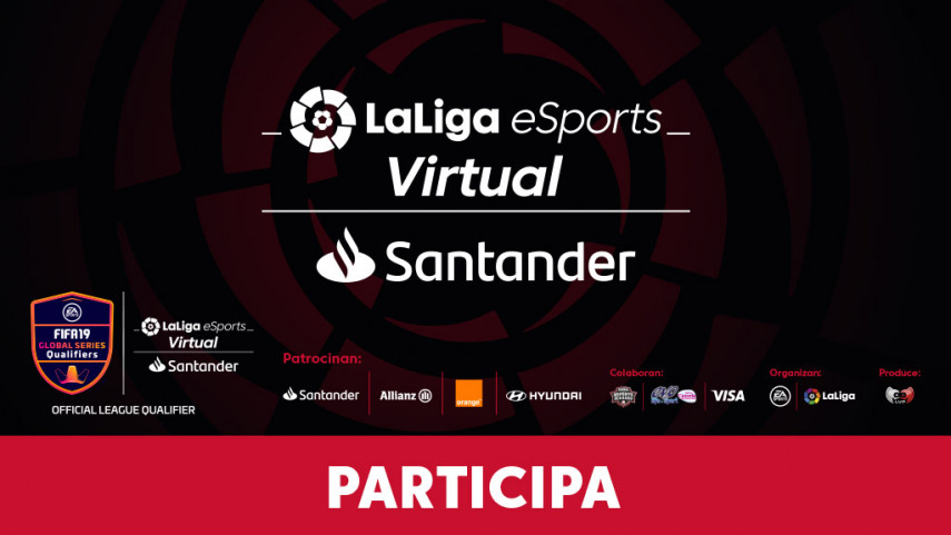 Virtual LaLiga eSports Santander: Conoce a los cuatro primeros aspirantes a 'King of the Hill'