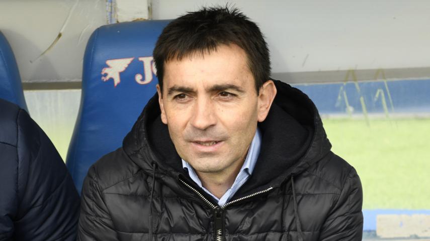 Asier Garitano deja de ser entrenador de la Real Sociedad
