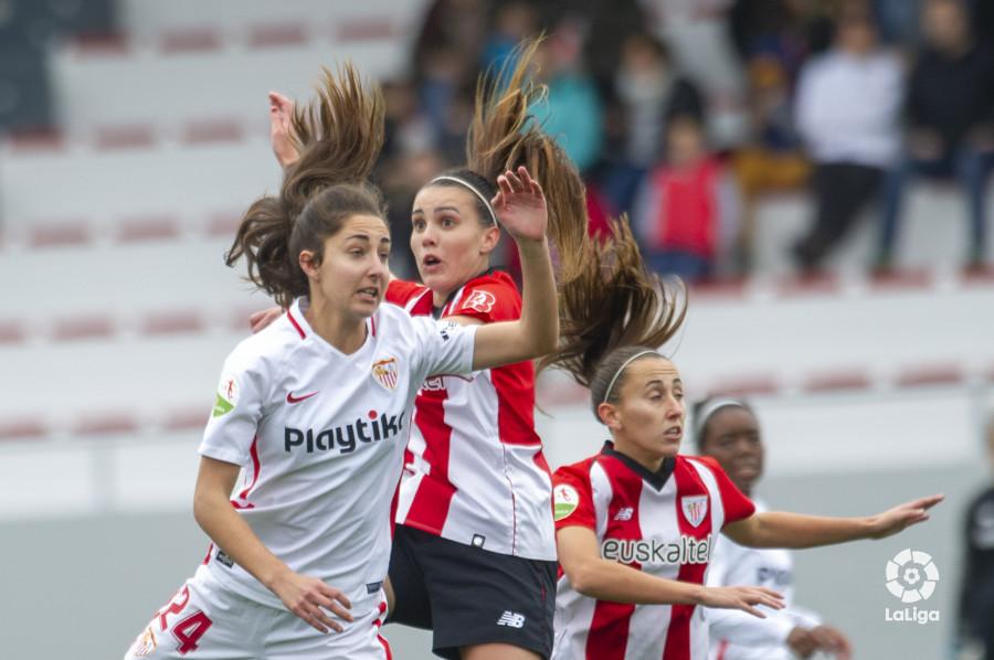Imagen del partido disputado en Bilbao (Foto: LaLiga).