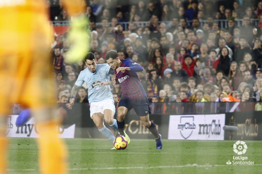 Примера. 17-й тур. Барселона - Сельта 2:0. Уверенность на грани с самоуверенностью - изображение 1