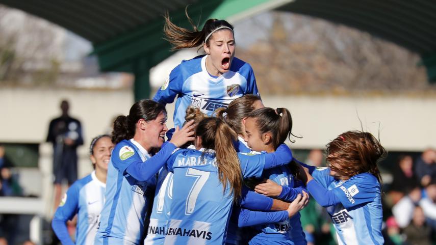 El Málaga suma un valioso punto ante el Betis Féminas