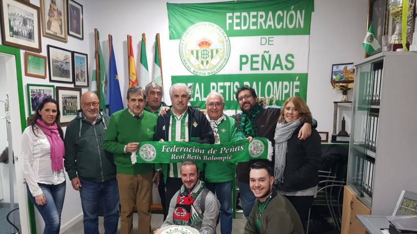 La ilusión por el 2019 de las Peñas del Real Betis