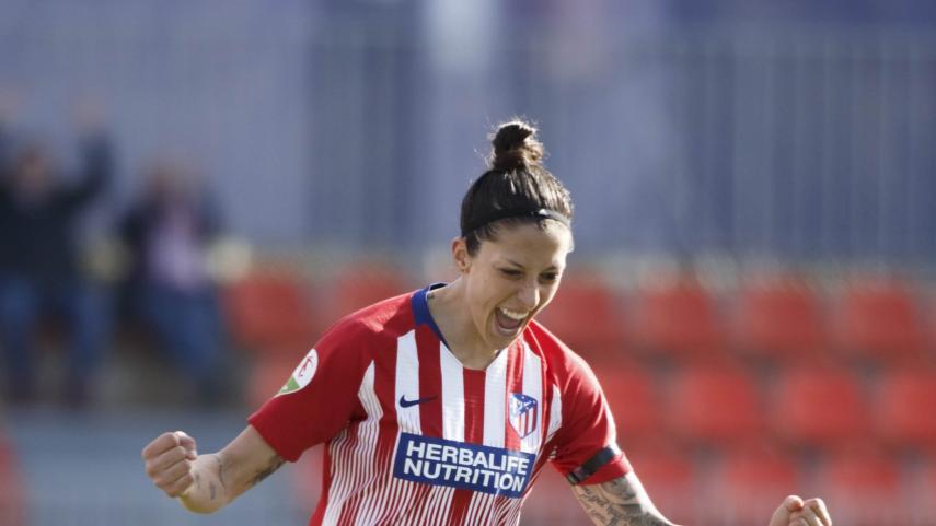 El At. Madrid no cede en la Liga Iberdrola