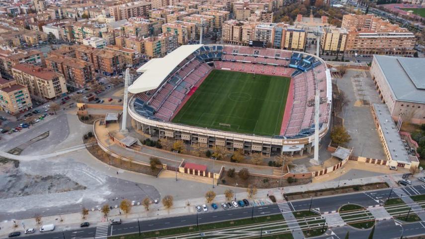 El Estadio de Los Cármenes acogerá la final de la Copa de la Reina