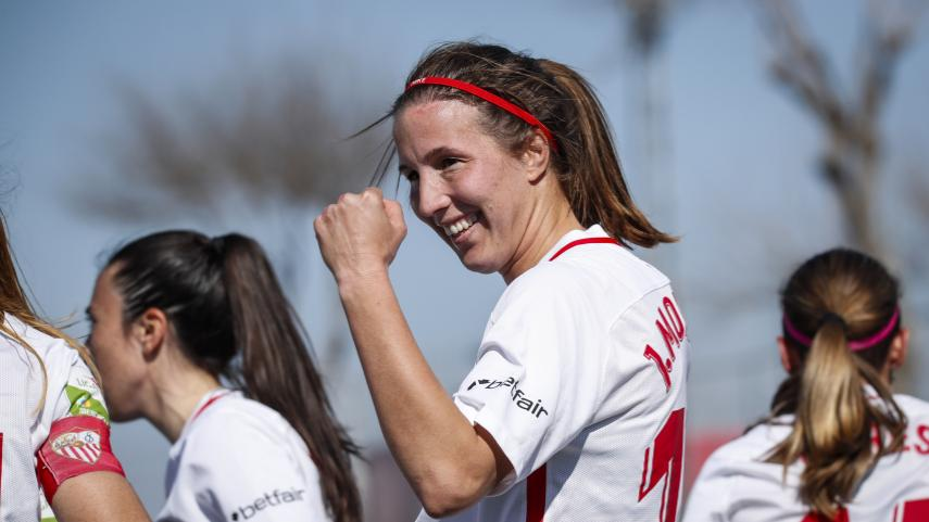 Jeni Morilla rescata un punto para el Sevilla