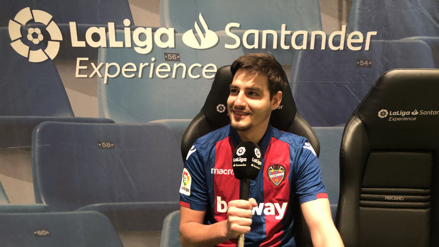 LaLiga Santander Experience won over some of the best known faces in Bulgaria and Cyprus