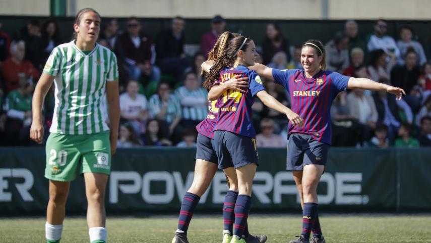 El FC Barcelona se reencuentra con la victoria en la Liga Iberdrola