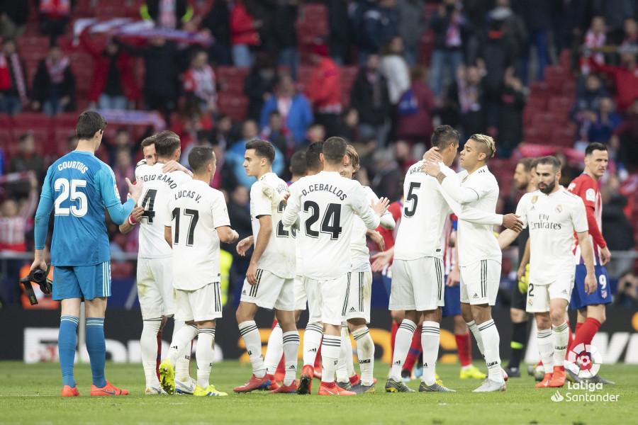 Атлетико - Реал 1:3. Показательная раздача долгов, или Ничего нового от Симеоне - изображение 5