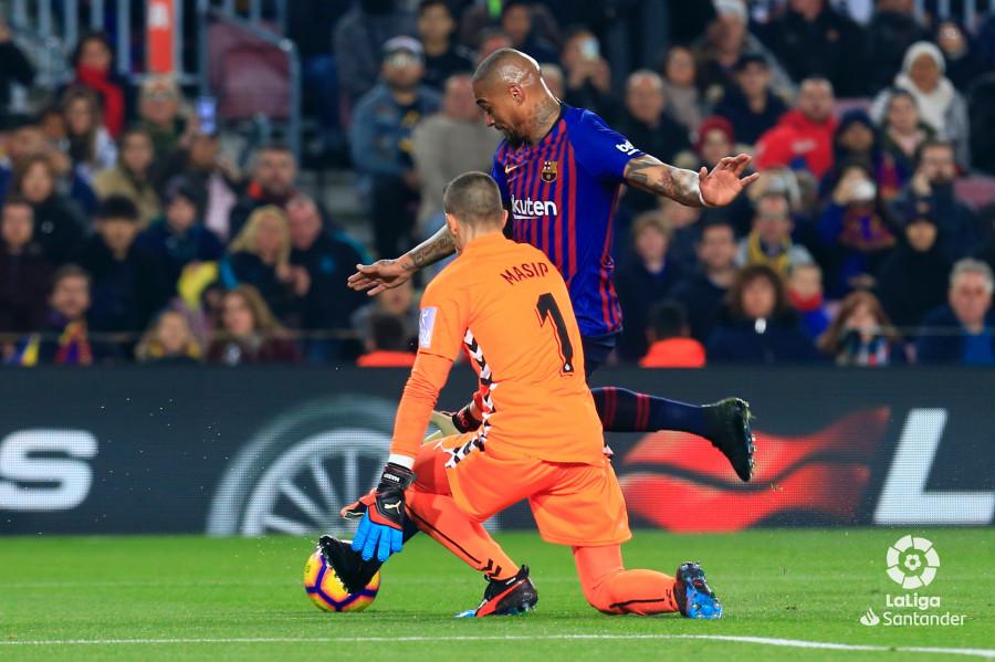 Примера. 24-й тур. Барселона - Вальядолид 1:0. Искорки расточительства - изображение 1