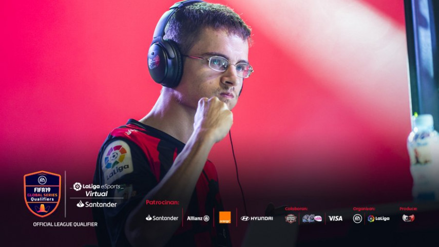 Javierpg0206 se corona como nuevo 'King of the Hill' del Virtual LaLiga eSports Santander
