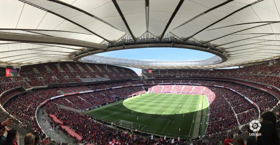 Record de Asistencia en el Fútbol Femenino  Atletico Barça Metropolitano 731f938e71610