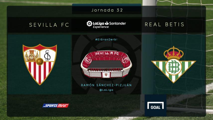 El Sánchez-Pizjuán recibe a LaLiga Santander Experience con un espectacular derbi