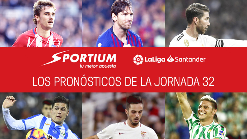 Los pronósticos de la jornada 32 de LaLiga Santander