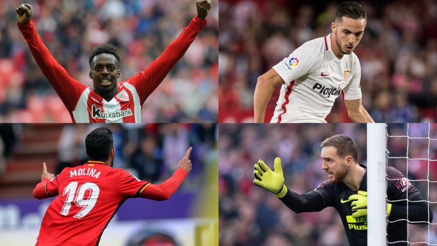 LaLiga Santander Matchday 32 in Numbers