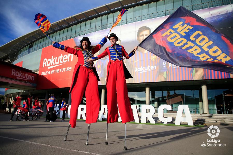 Примера. 31-й тур. Барселона - Атлетико 2:0. Чудо Суареса, минутное затмение Облака, коронация Барсы - изображение 1