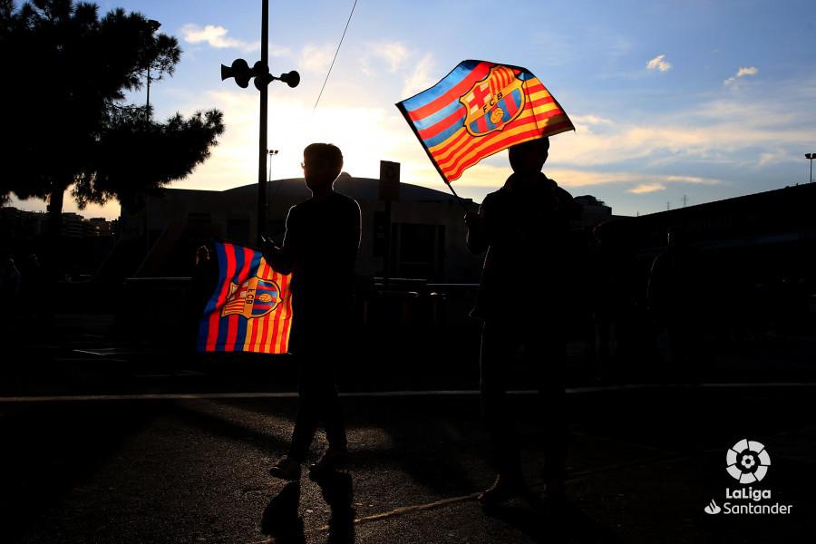 Примера. 31-й тур. Барселона - Атлетико 2:0. Чудо Суареса, минутное затмение Облака, коронация Барсы - изображение 4