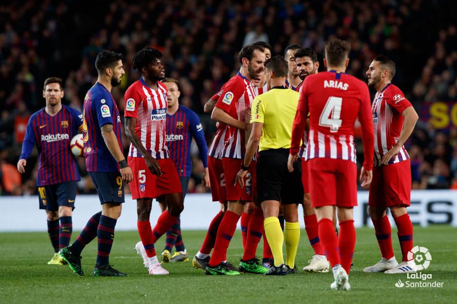 Примера. 31-й тур. Барселона - Атлетико 2:0. Чудо Суареса, минутное затмение Облака, коронация Барсы - изображение 2
