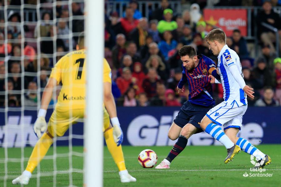 Прімера. 33-й тур. Барселона - Реал Сосьєдад 2:1. Зворотній відлік - изображение 2