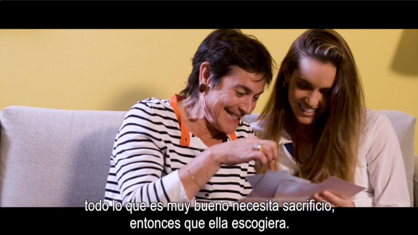 #EscuelaDeValores: Ona Carbonell y Montse Ballestero