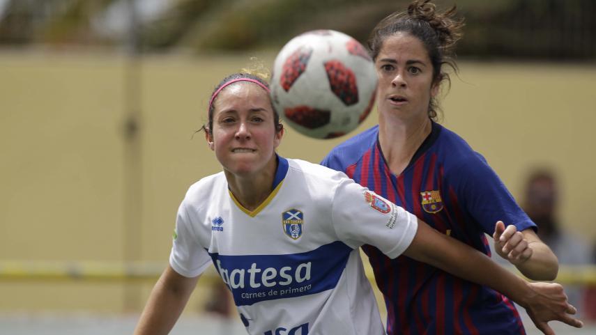 El UD Granadilla Egatesa le pone la guinda a una temporada histórica