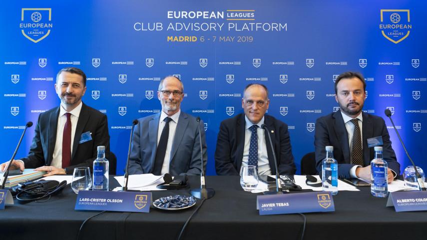 European Leagues y los Clubes aúnan fuerzas para proteger el futuro del fútbol profesional