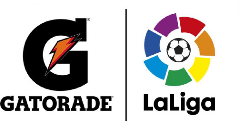 Gatorade firma una alianza con LaLiga y será su patrocinador oficial en Guatemala, Honduras, El Salvador y Puerto Rico