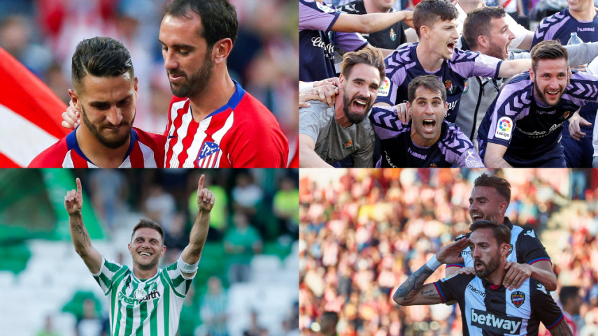 LaLiga Santander Matchday 37 in Numbers