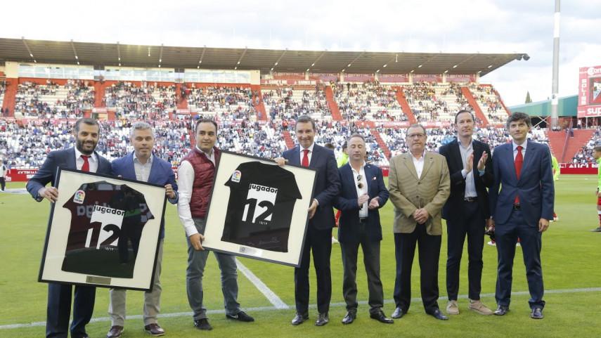 La Federación de Peñas del Albacete Balompié SAD ya tiene su reconocimiento como mejor afición de LaLiga 1|2|3 esta temporada