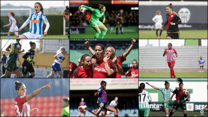 14 de los 16 equipos de la Liga Iberdrola tendrán representación en el Mundial de Francia