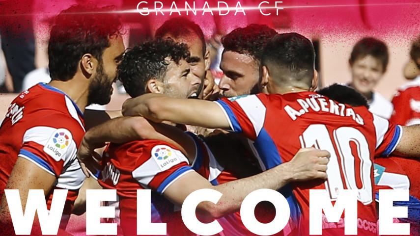 Granada head back up to LaLiga Santander
