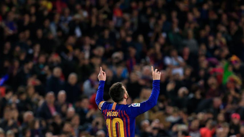 Messi wins his sixth European Golden Shoe