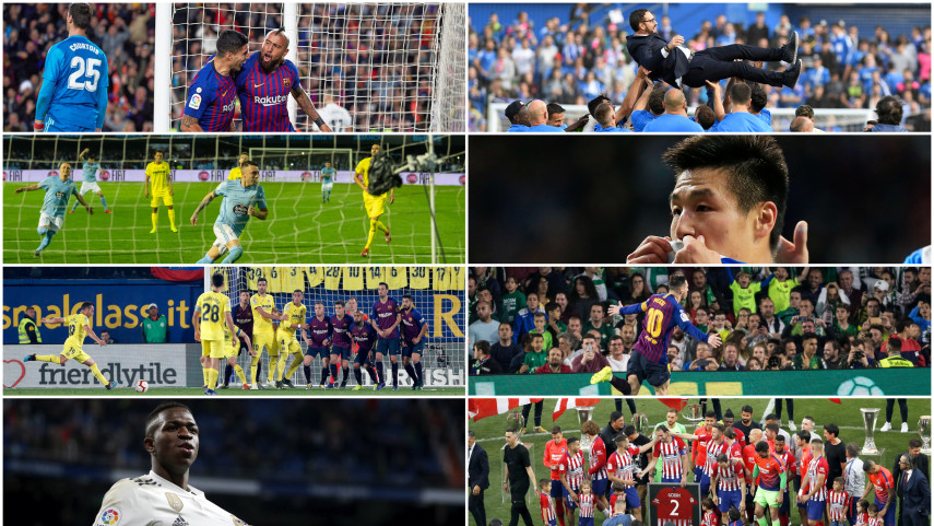 Which was your favourite moment of the 2018-19 LaLiga Santander season?