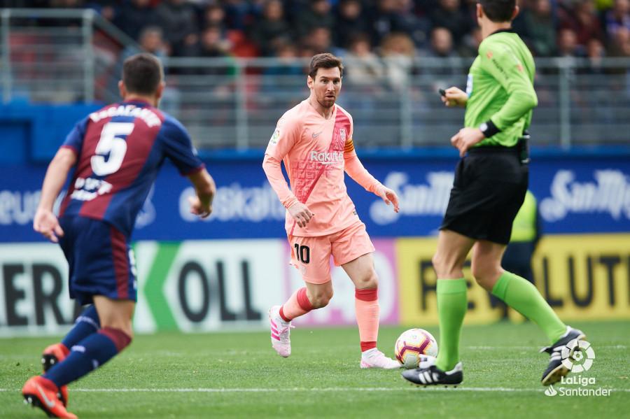 2037d3706f4 Messi marcó un doblete en el último partido ante el Eibar (Foto  LaLiga)