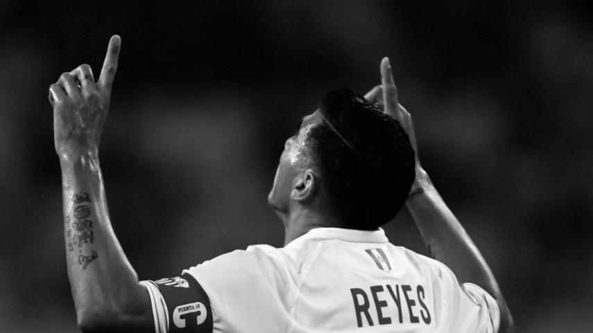 Condolencias por el fallecimiento de José Antonio Reyes