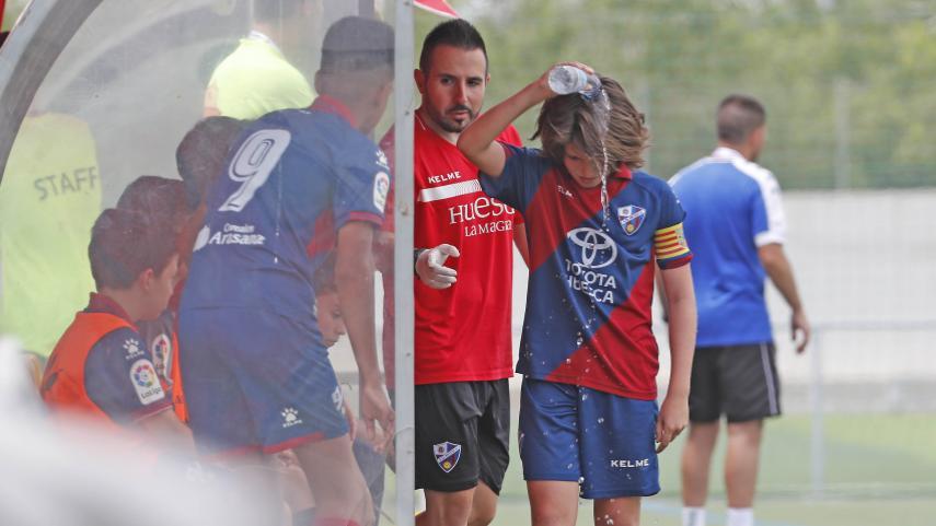 La SD Huesca nunca rebla (tampoco en LaLiga Promises)
