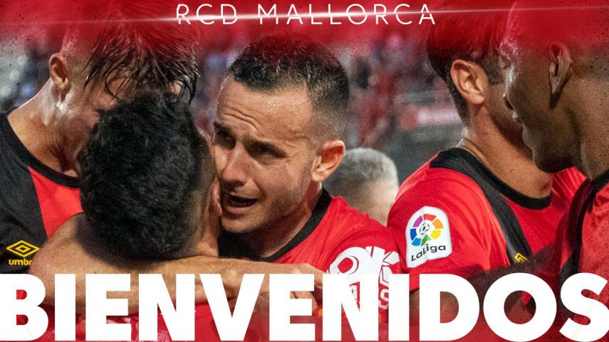 El RCD Mallorca regresa a LaLiga Santander