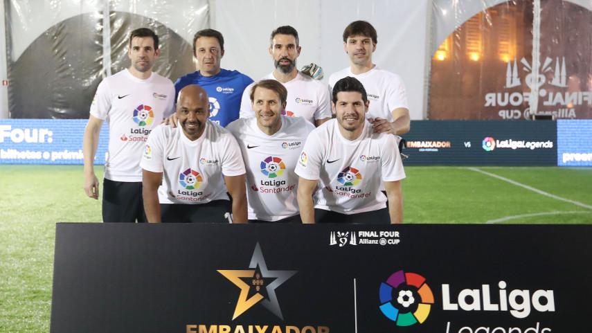 LaLiga Legends Global Futbol