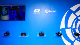 LaLiga technology at MWC 2019