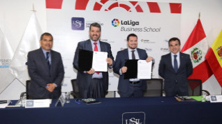 LaLiga Business School. LaLiga Business School opens global courses