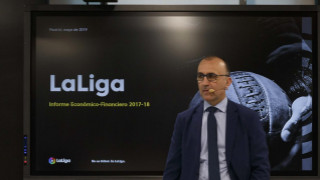 LaLiga Financial Report 2017/18. Presentation of LaLiga Financial Report 2017/18