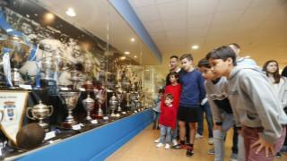 Real Oviedo museum experience. Real Oviedo #ExperienciasRO