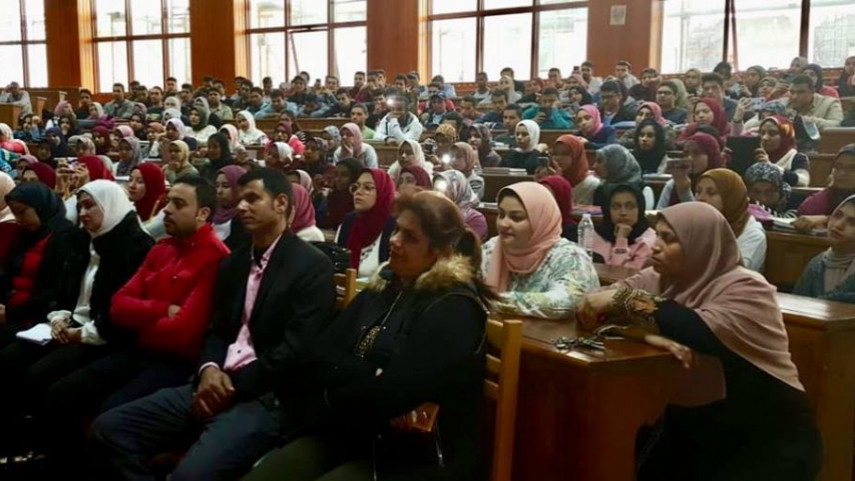 LaLiga Egypt Spanish classes. Language classes organised by LaLiga and  Spanish embassy in Egypt