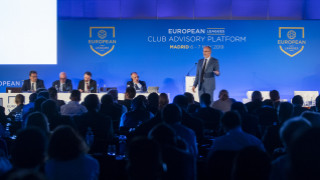 European Leagues Club Advisory Platform Madrid. European Leagues Club Advisory Platform in Madrid May 2019