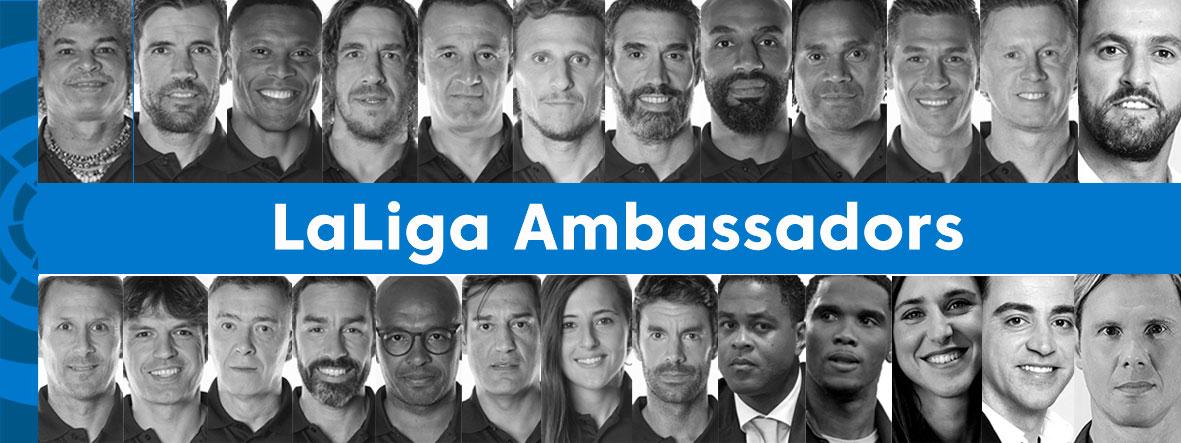 Cabecera ambassadors