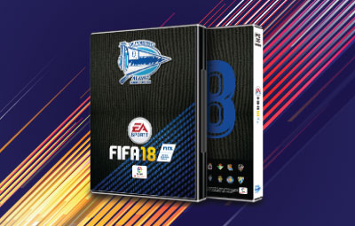 FIFA Covers 18 | Liga de Fútbol Profesional on