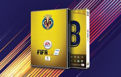 Caratula FIFA 18 Villarreal CF