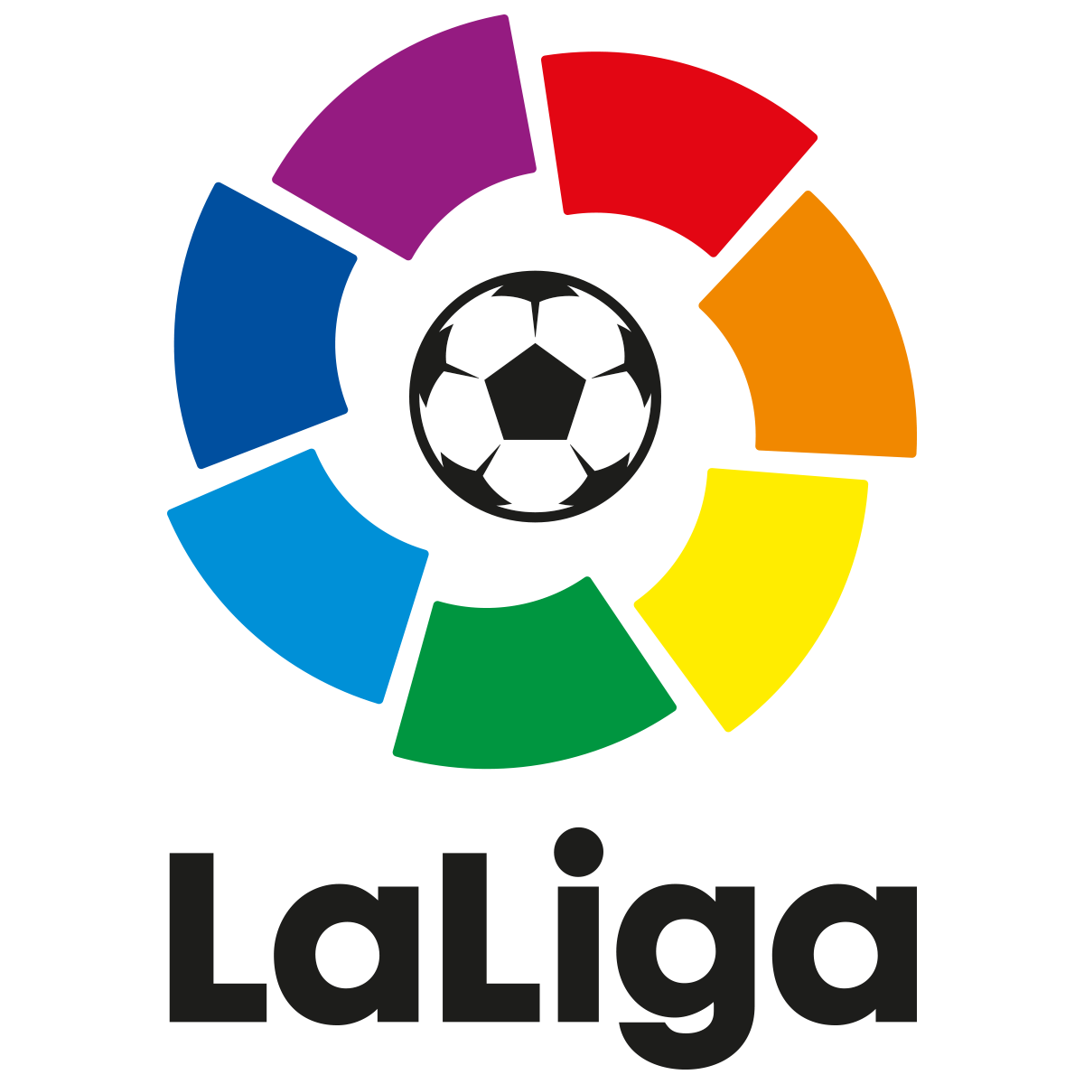 「Liga Española ロゴ」の画像検索結果