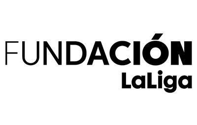 Logo Fundación Laliga Horizontal